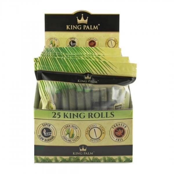 25 King Display Box - 8 Units -0