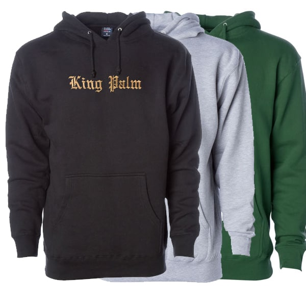 Old English Hoodie - Limited Edition -0